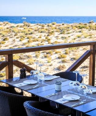 Restaurant Front Beach Quinta do Lago